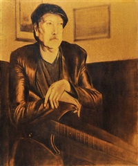 rab mccullough (from the legends series) by con campbell