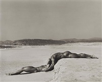 duo i, mexico by herb ritts