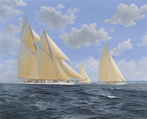 cicely endeavor and yankee by john j holmes