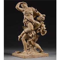 a gaul abducting the daughter of brasius by luigi antonio acquisti