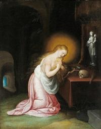 die büßende magdalena by hieronymus francken iii