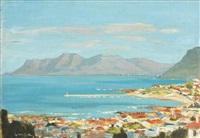 kalk bay, the cape by george william pilkington