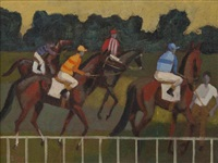 les jockeys by jean-paul jungo