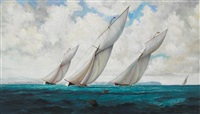 royal munster yacht club regatta by garrett fallon