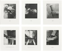 details (portfolio w/21 works) by lorna simpson