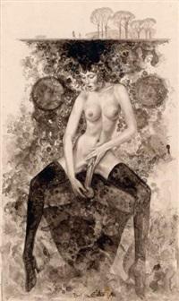 la fertilité de la terre somptueux by erich von gotha
