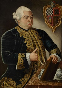portrait of a german nobleman by continental school (18)