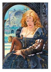 borgia, le pouvoir et l'inceste by milo manara