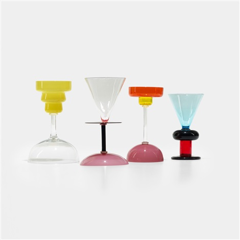 Collection Of Vases Set Of 4 By Marco Zanini On Artnet