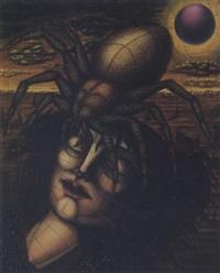 die spinne by anton krejcar