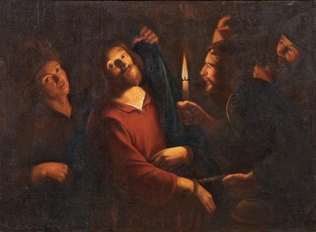 la cattura di cristo by trophîme theophisme bigot the elder