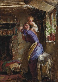 playtime by george elgar hicks
