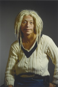 untitled #399 by cindy sherman