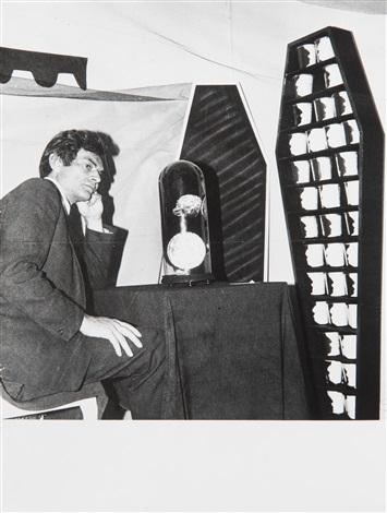 marcel broodthaers le salon noir by georges thiry on artnet