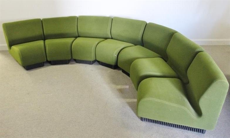 Dan Chadwick For Herman Miller Modular Sofa By Dan Chadwick