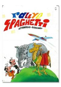 spaghetti. le rallye de spaghetti by dino attanasio