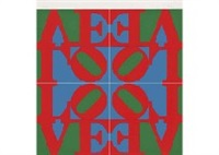 small love wall by robert indiana