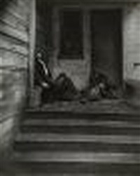 street arabs in night-quarters, mulberry street by jacob august riis