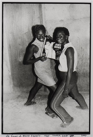 fans de james brown by malick sidibé