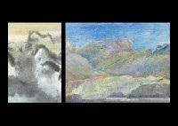 landscape (+ shiretoko; 2 works) by hanji toyoaki