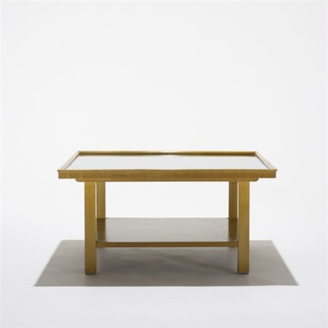 coffee table by j robert swanson pipsan swanson saarinen and eliel saarinen