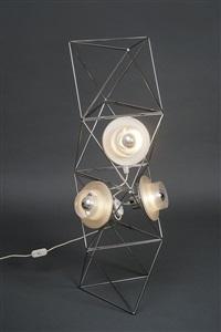 lampe poliedra by felice ragazzo