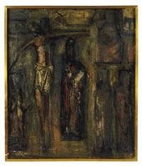 la crucifixión by maximo de pablo