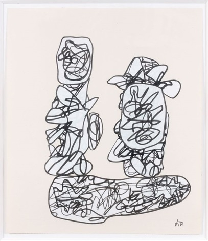 signaux 18 mai by jean dubuffet