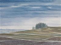 landschaft by franz lenk