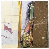 study for broken lock by marcus harvey