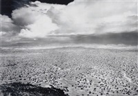 landscape no.2, new mexico by william clift