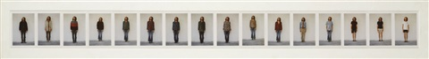 all my clothes set of 16 by charles ray