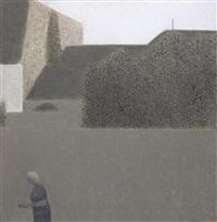 en la casa de enfrente (amanecer) by juan josé aquerreta