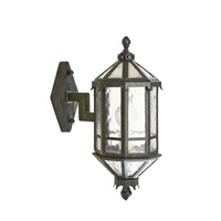 colonial style wall-mounting lantern by samuel yellin