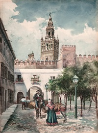 patio de banderas by enrique marin higuero