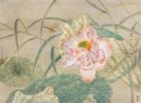 荷塘幽情 by jiang hongwei