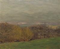 landscape by charles henry hayden