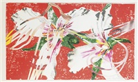 sister shrieks by james rosenquist