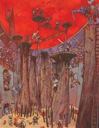 donjon monsters - du ramdam chez les brasseurs, planche 42 by yoann chivard