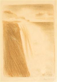 niagara falls by hugo simberg