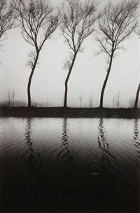 paysage belge by jeanloup sieff