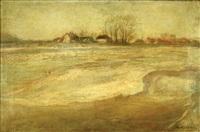 polish landscape by artur markowicz
