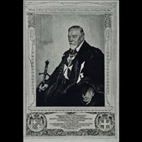 ritratto di galeazzo thun hohenstein by sigmund lipinsky