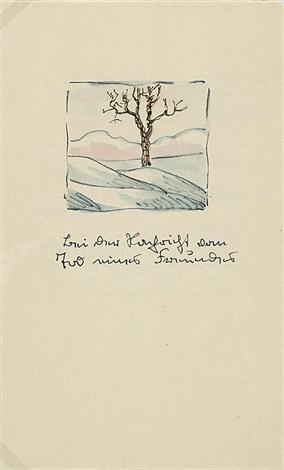 Zwölf Gedichte Von Hermann Hesse By Hermann Hesse On Artnet