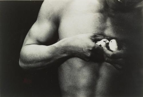 man and woman 33 by eikoh hosoe