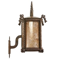 wall sconce with dragon heads by samuel yellin