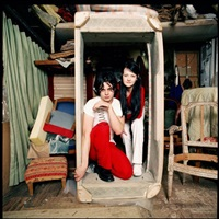 the white stripes by youri lenquete