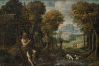 paesaggio con san girolamo by anonymous-italian-rome (17)