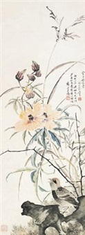 花鸟 by various chinese artists