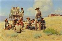 grub and gab by harvey william (bud) johnson